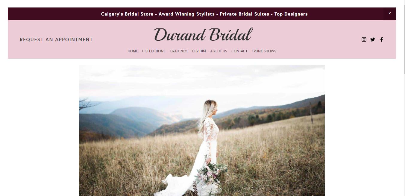 Durand Bridal