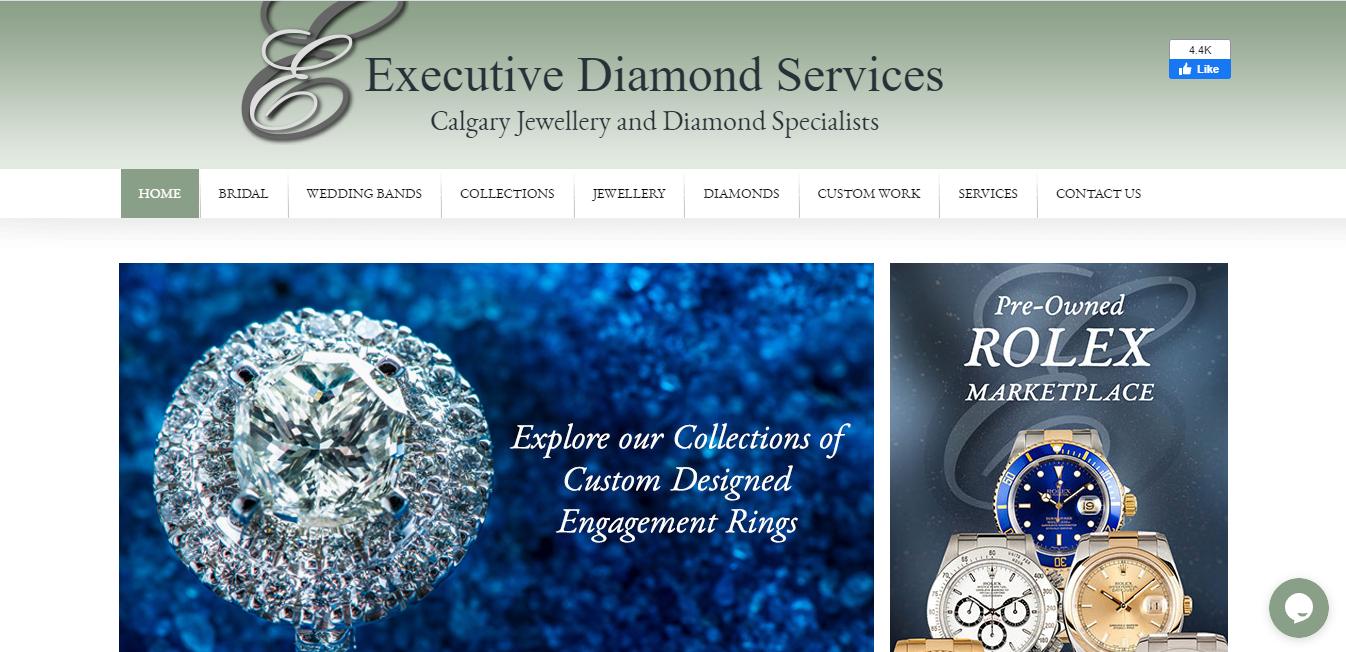 Executive Diamond Services