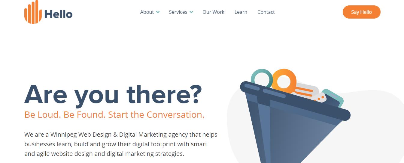 Hello Digital Marketing