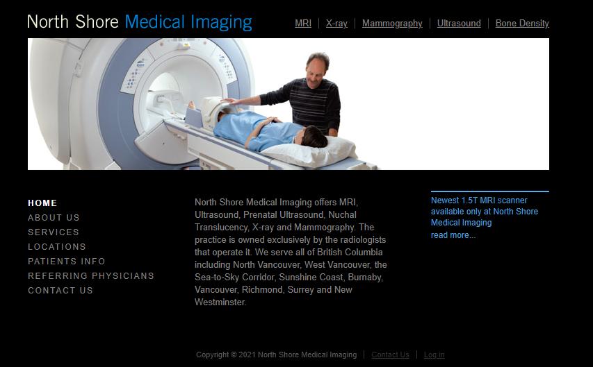 North Shore Medical Imaging