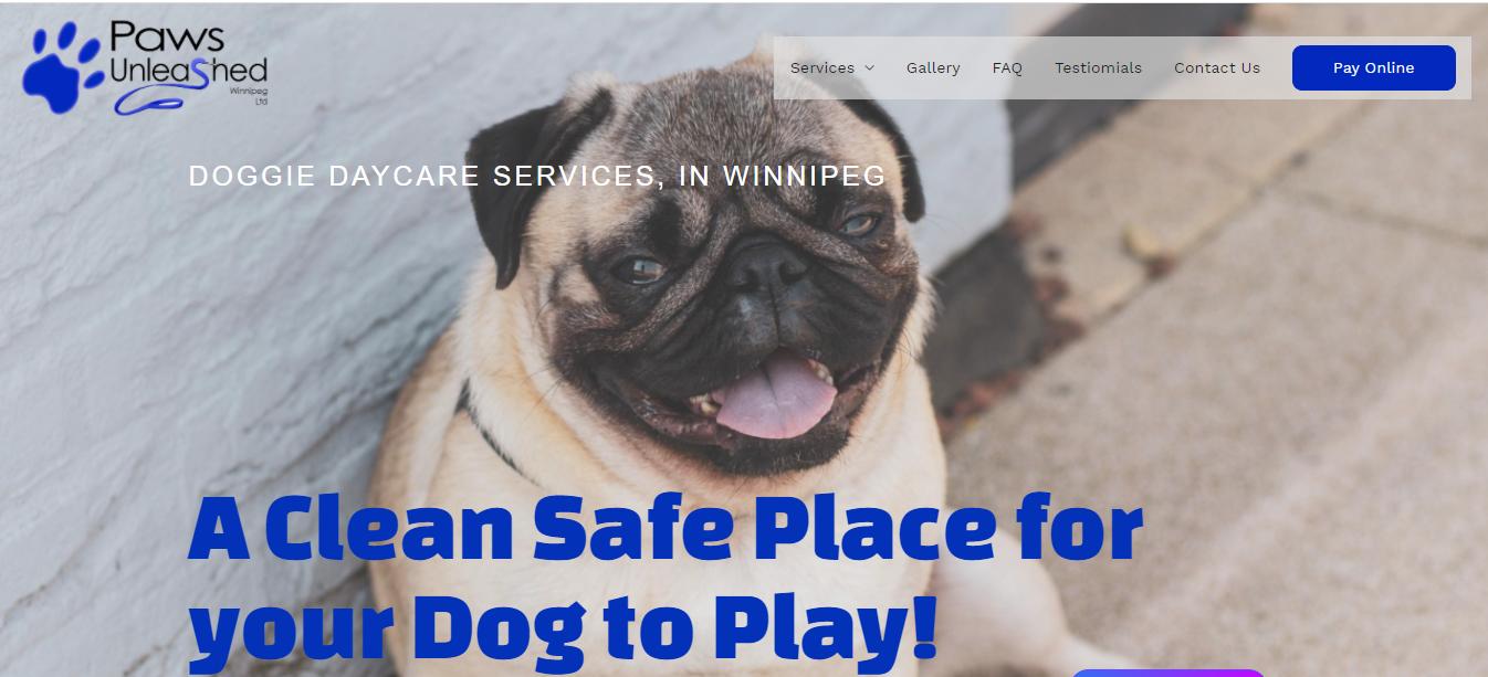 Paws Unleashed Winnipeg Ltd.