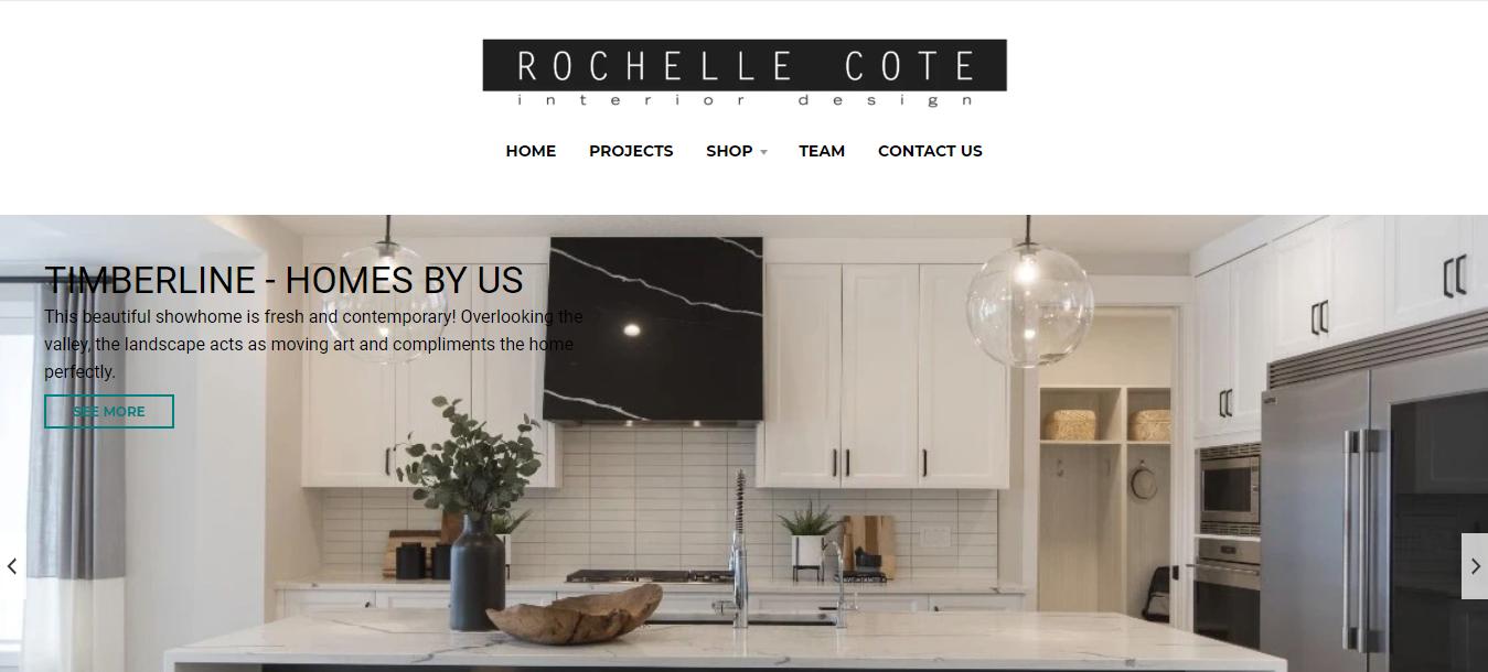 Rochelle Cote Interior Design