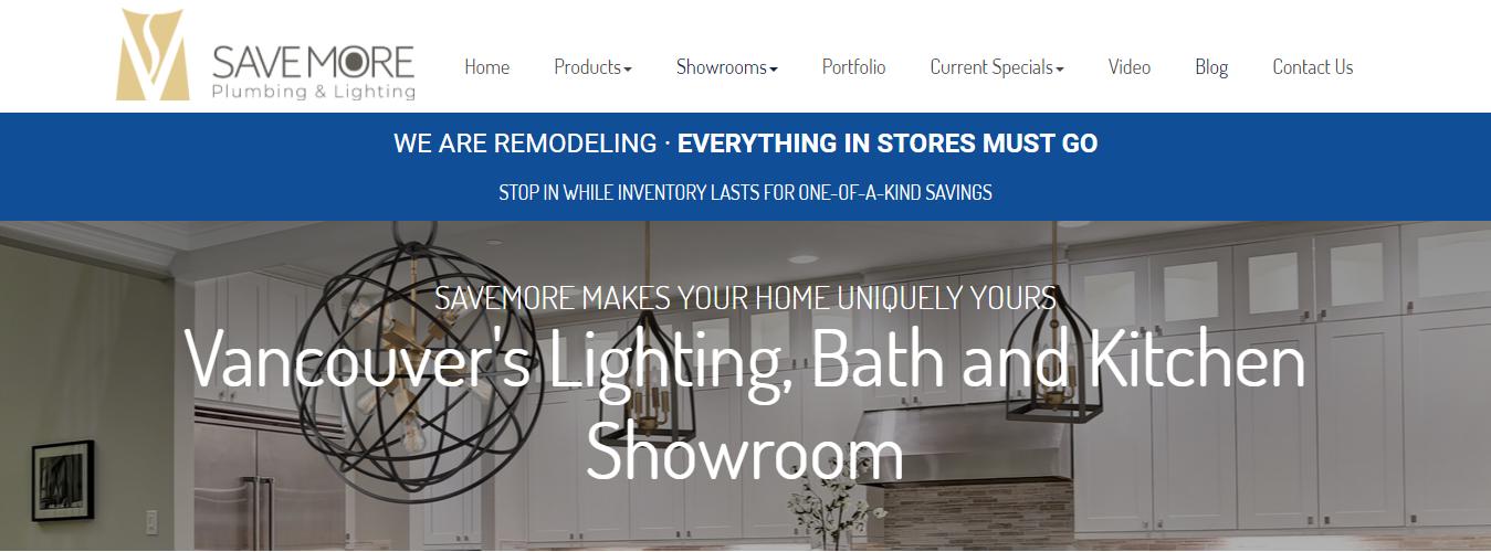Save More Plumbing & Lighting