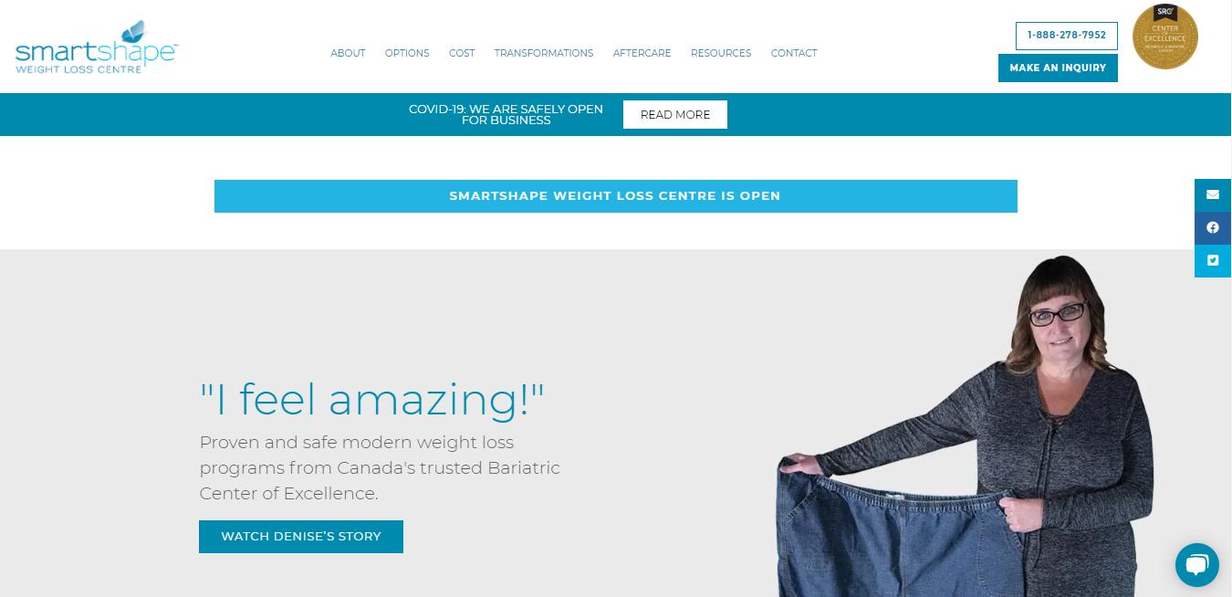 SmartShape Weight Loss Center