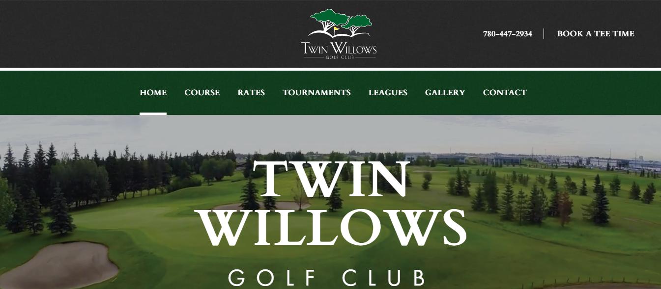 Twin Willows Golf Club