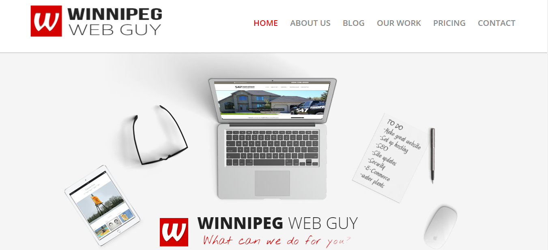 Winnipeg Web Guy
