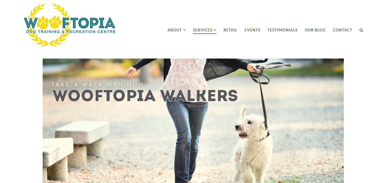 Wooftopia Dog Training and Recreation Centre