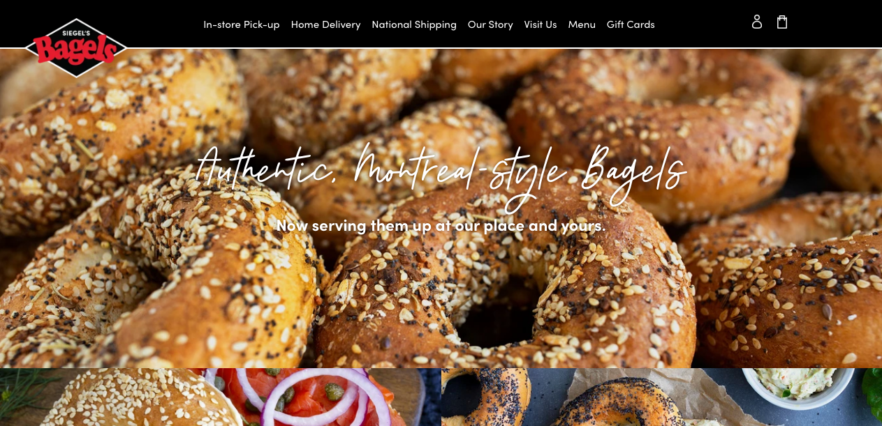 bagel shop in vancouver