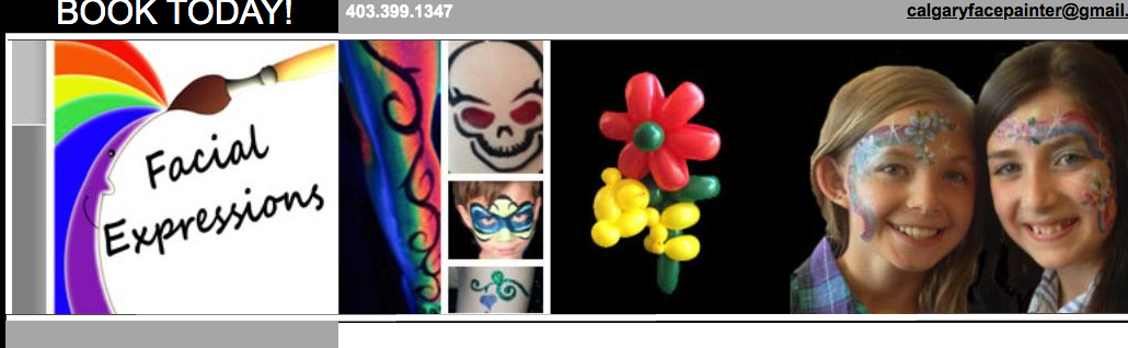 best face painting services calgary