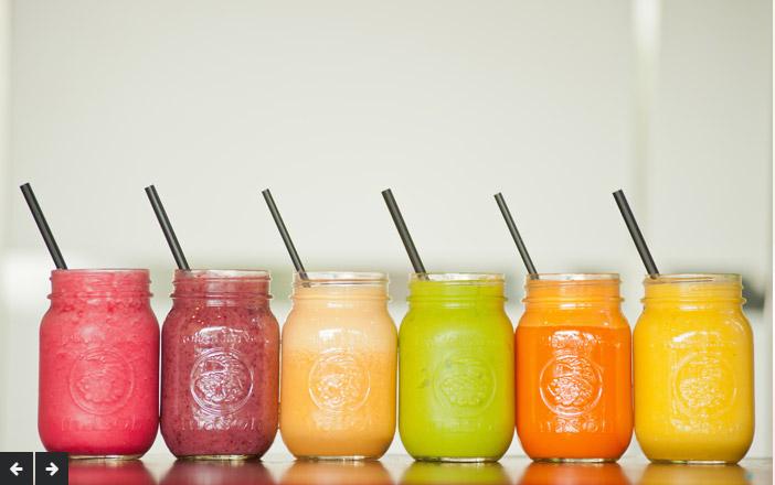 best juice bars in vancouver