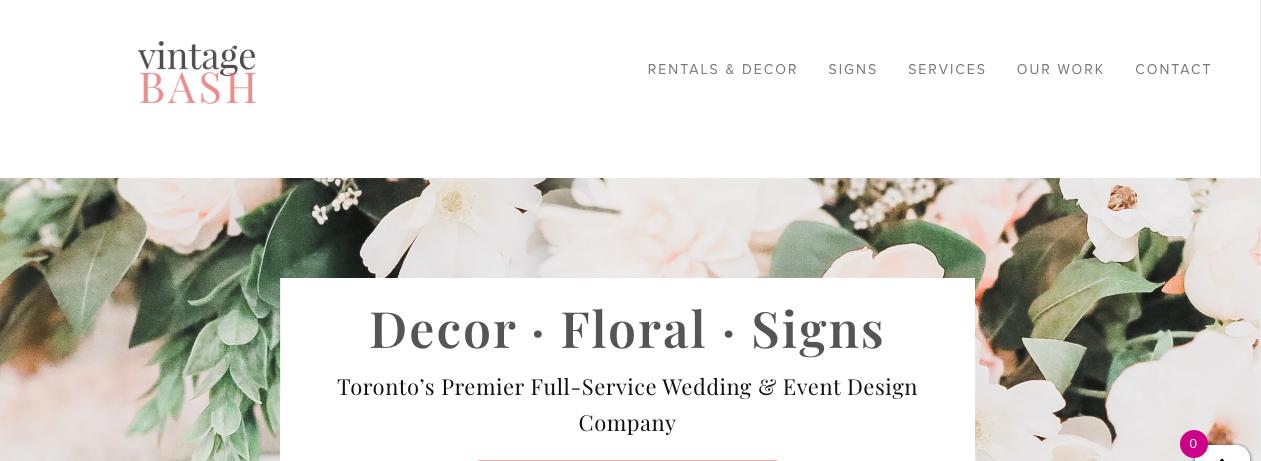 best wedding suppliers toronto