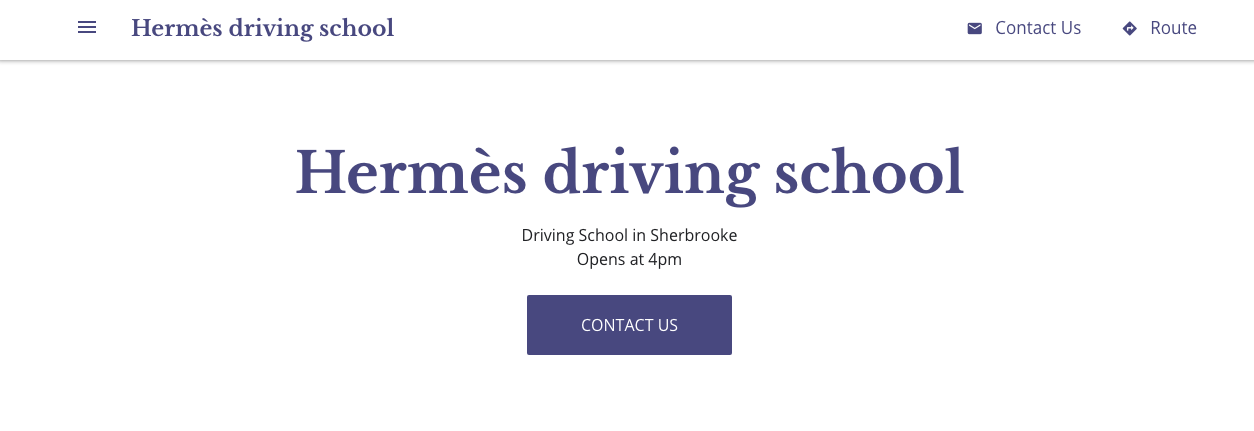 driving schools in quebec