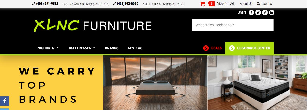 furniture store calgary
