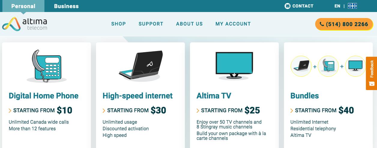 internet providers in winnipeg