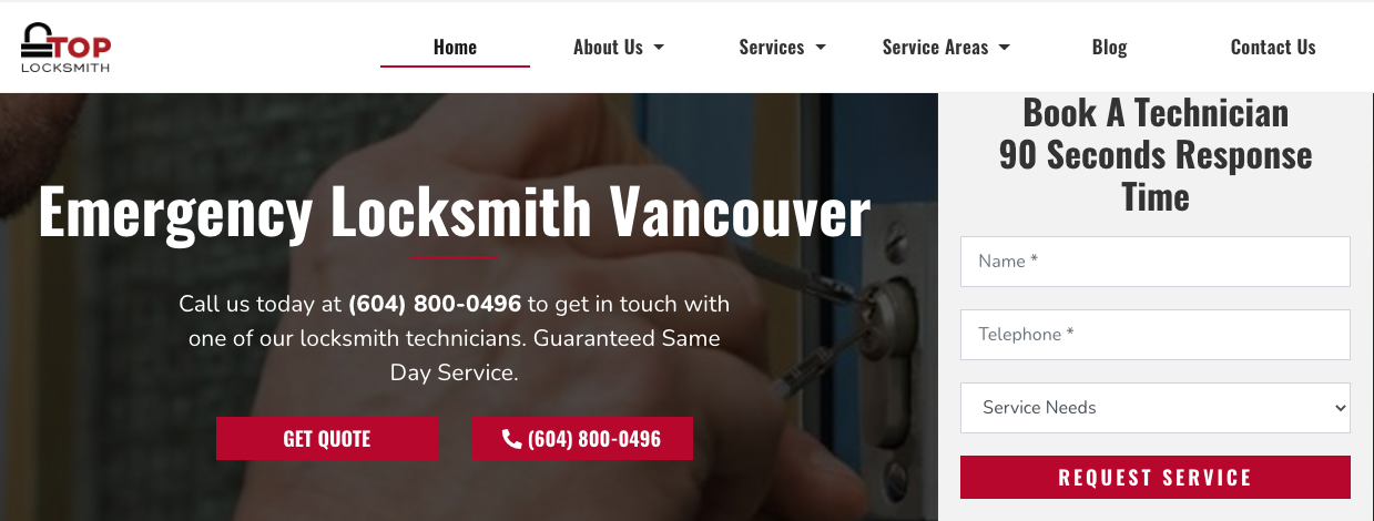 locksmiths in vancouver