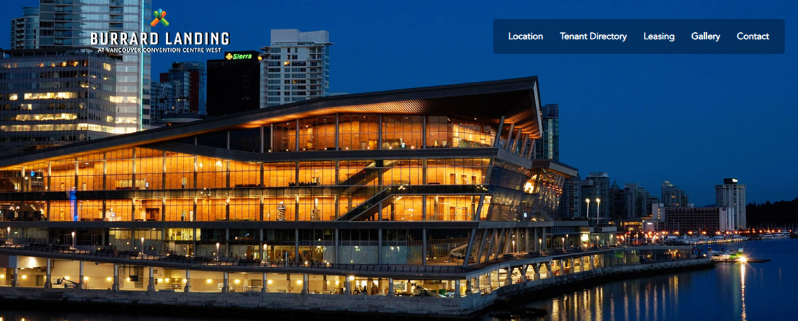 shopping centres in vancouver