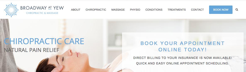 top chiropractors in vancouver