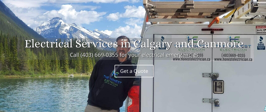 top electrical services in calgary