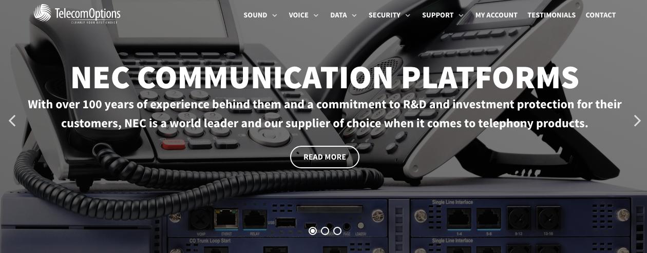 winnipeg telephone services