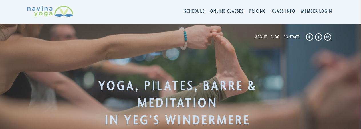 yoga in edmonton