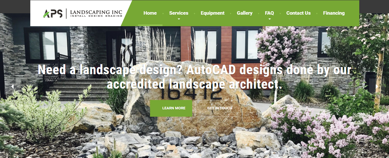 APS Landscaping Inc.