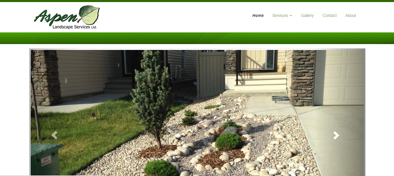 Aspen Landscape Services Ltd.