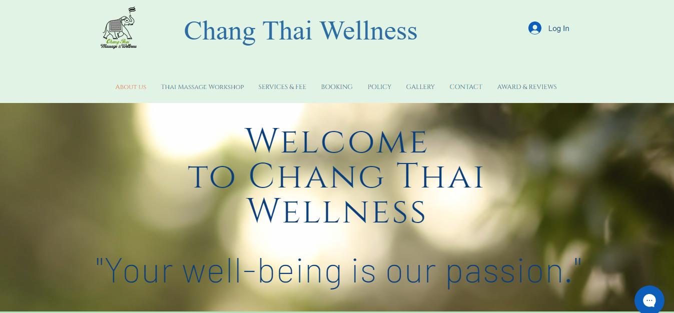 Chang Thai Massage & Wellness