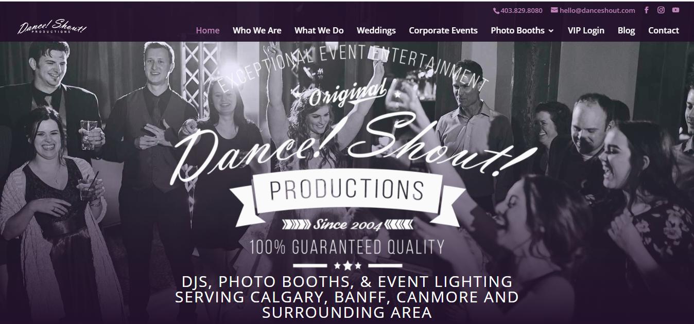 Dance! Shout! Productions