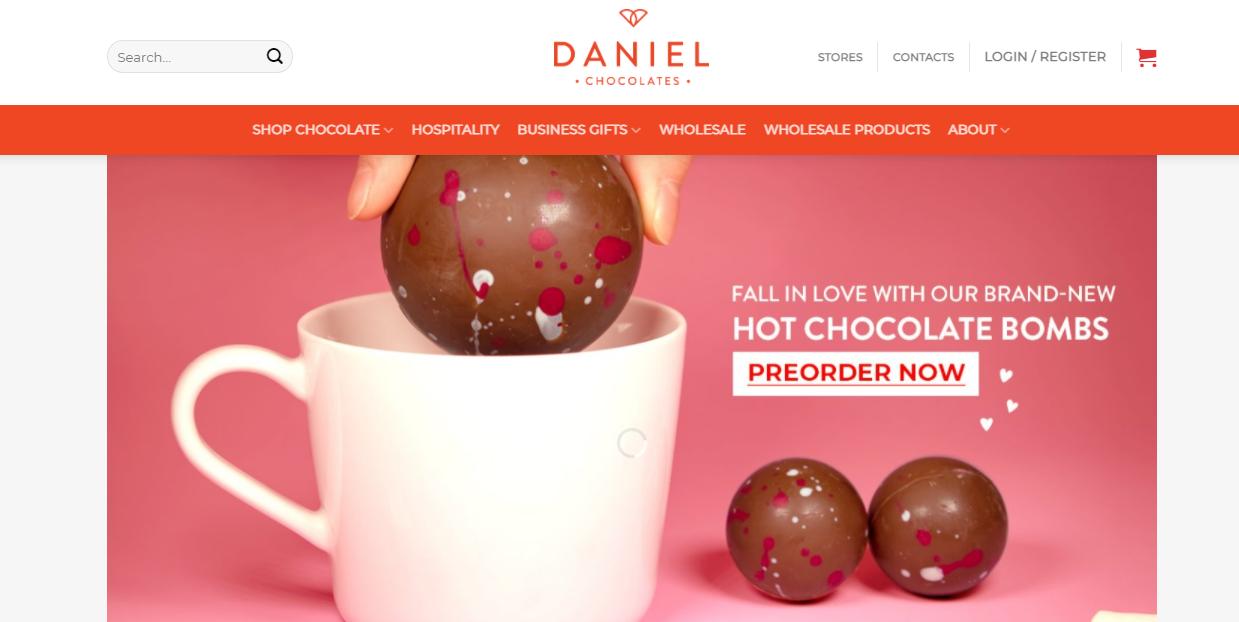 Daniel Chocolates