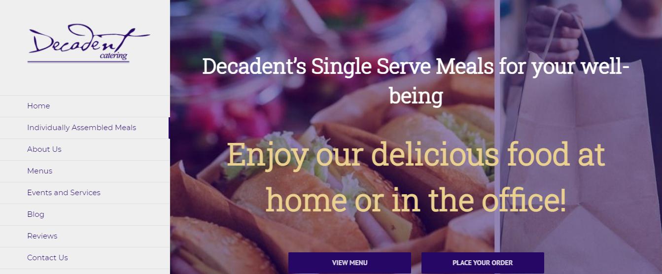 Decadent Catering & Fine Foods Inc