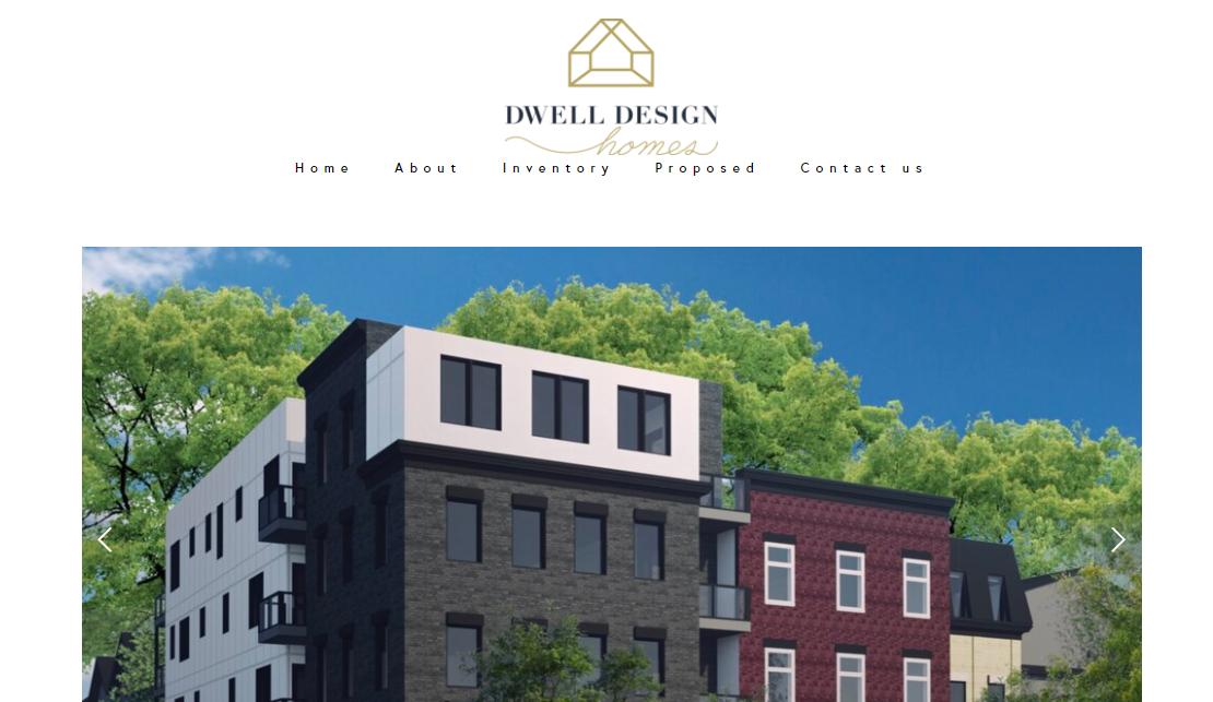 Dwell Design Homes