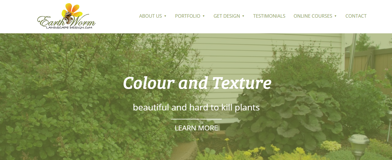 Earthworm Landscape Design Co