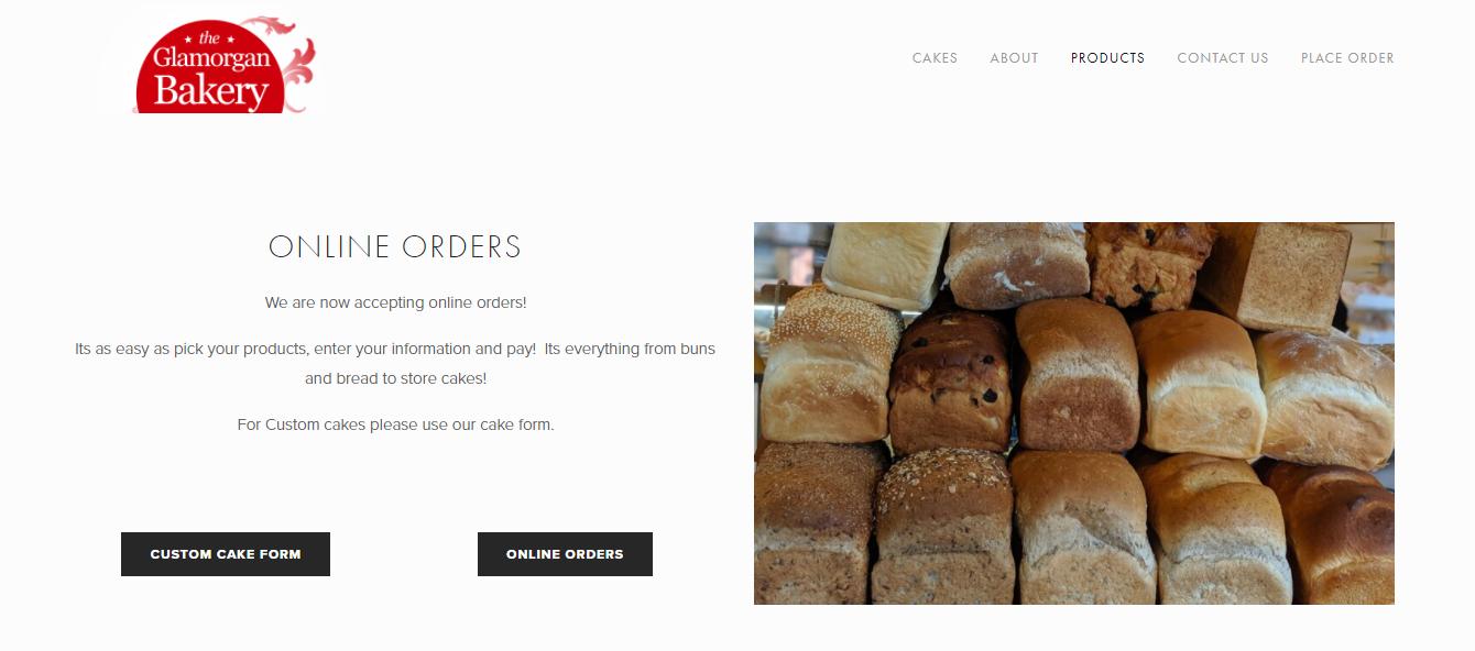 Glamorgan Bakery Ltd.