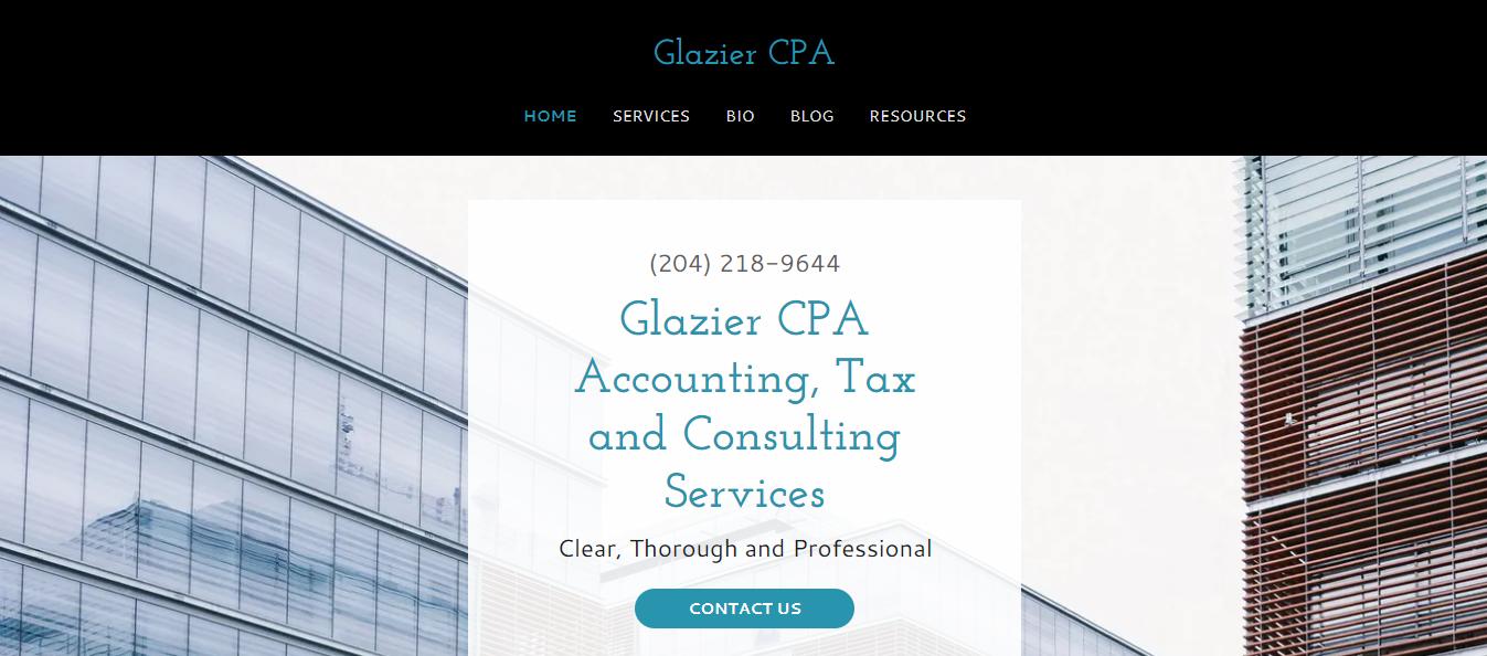 Glazier CPA