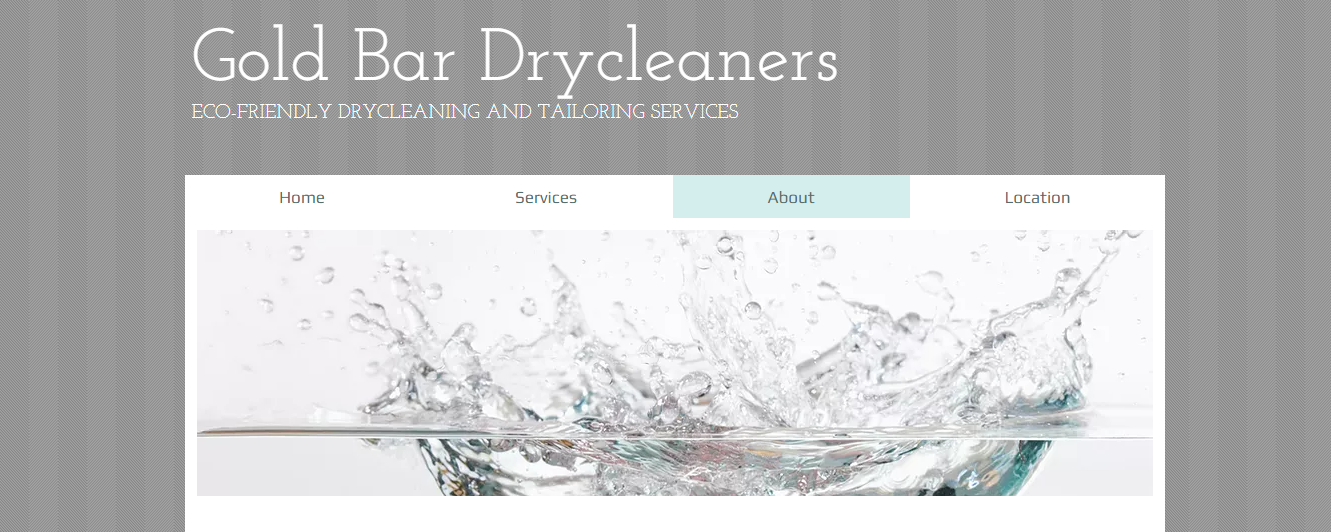 Gold Bar Dry Cleaners