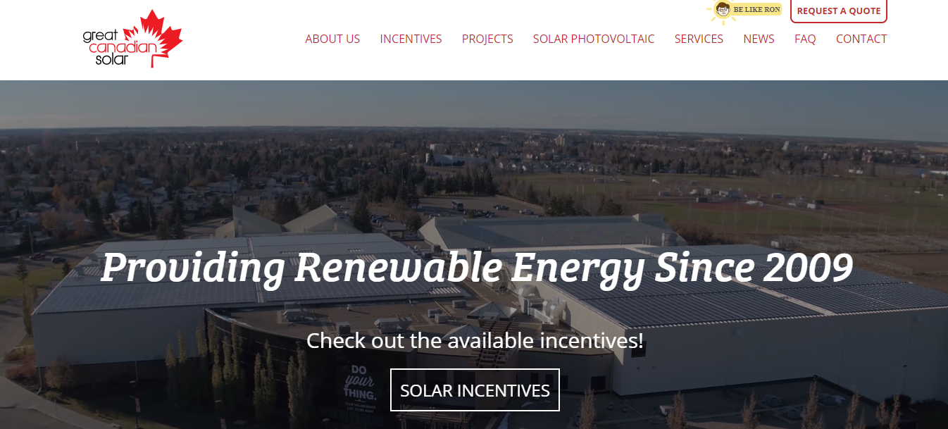 Great Canadian Solar