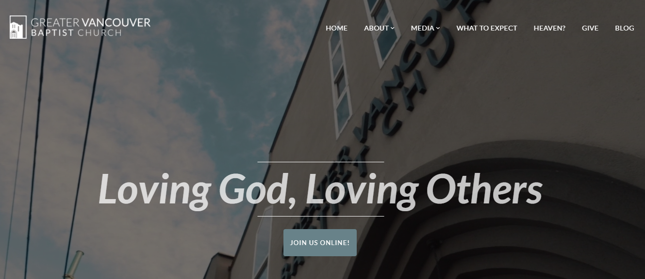 Greater Vancouver Baptist Church