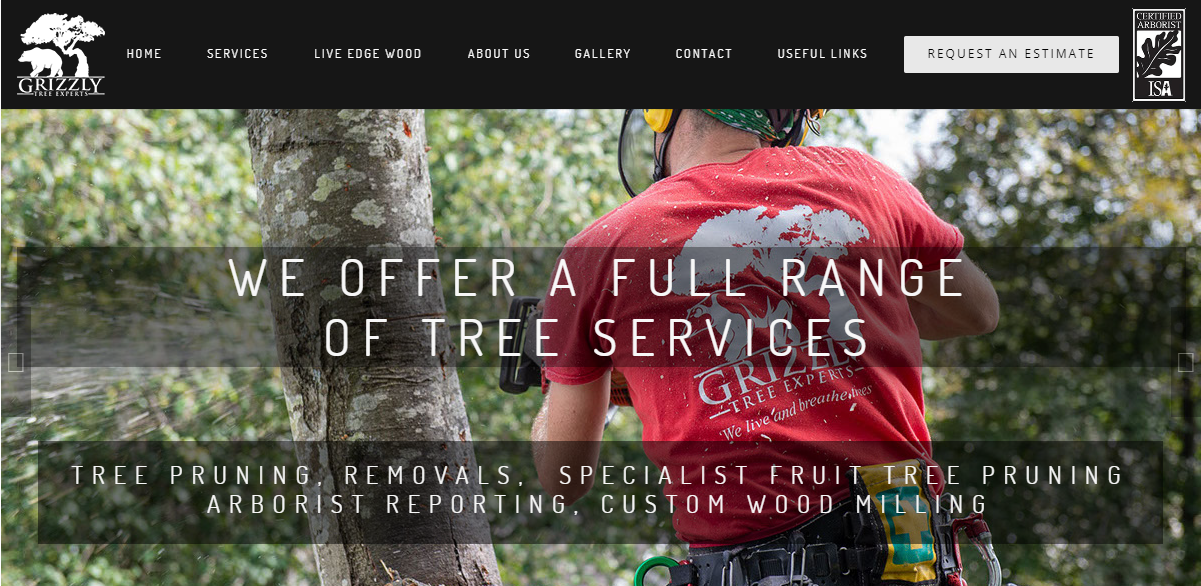 Grizzly Tree Experts
