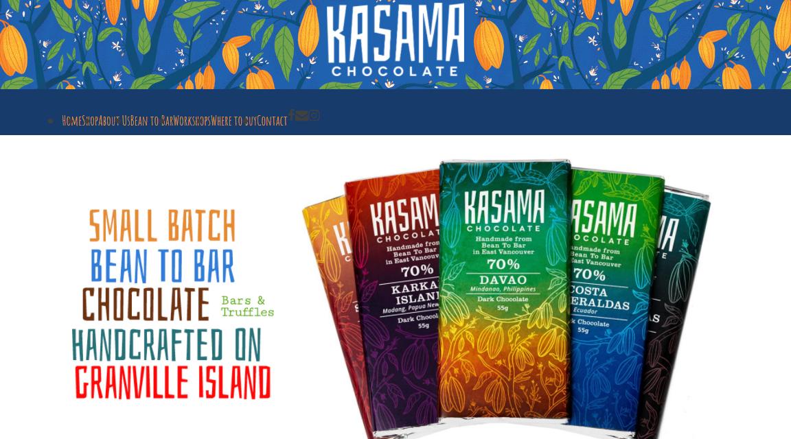 Kasama Chocolate