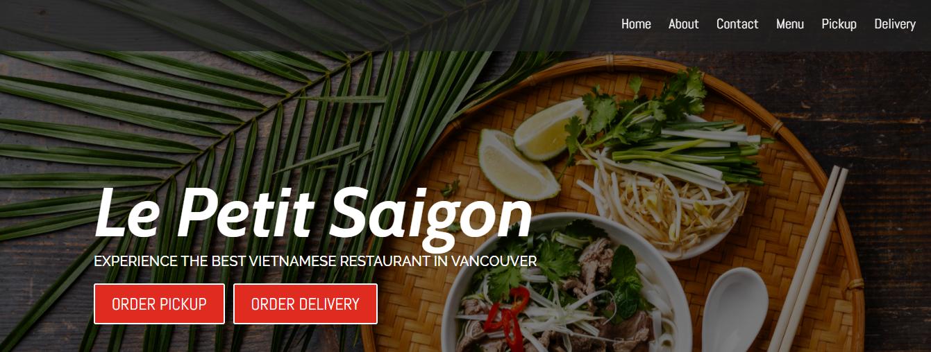 Le Petit Saigon