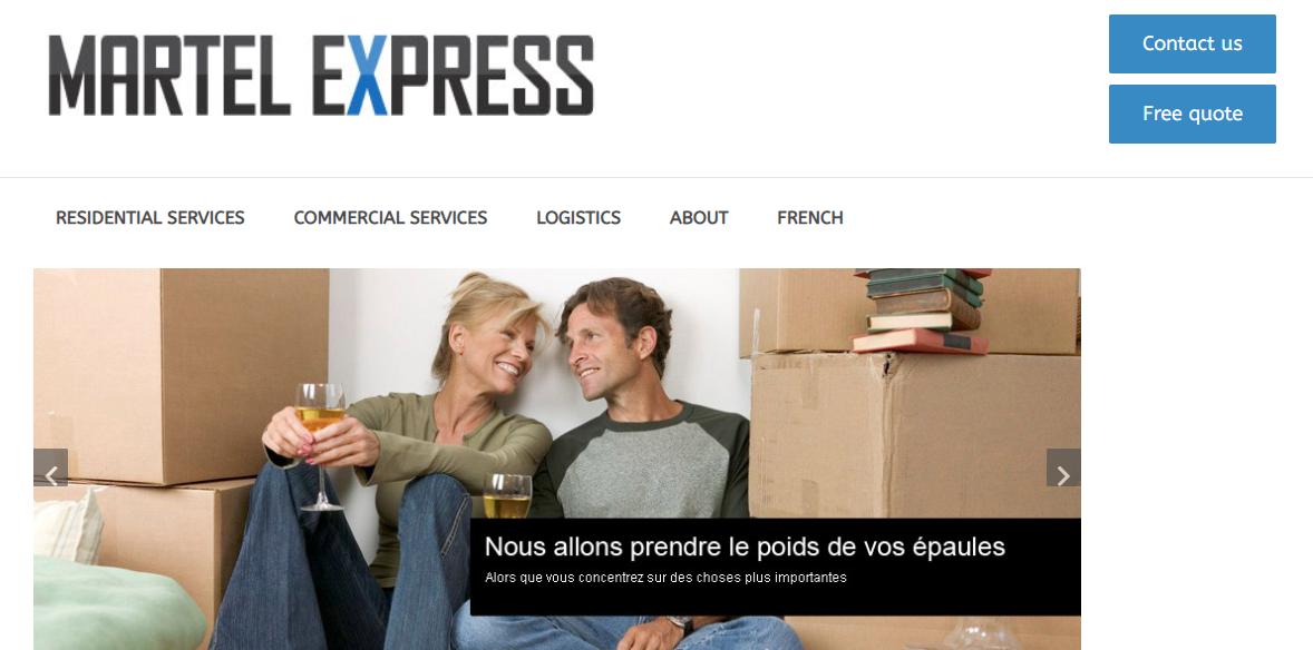 Martel Express Montreal Inc.