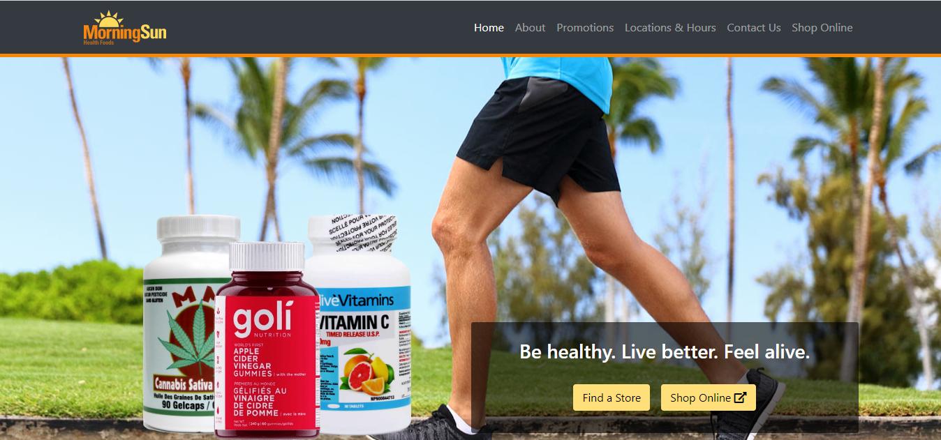 Morning Sun Health Foods Ltd