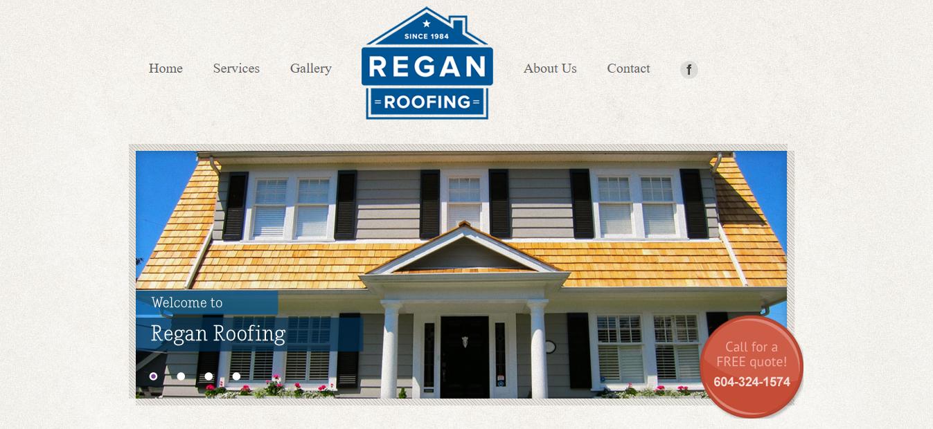Regan Roofing Ltd