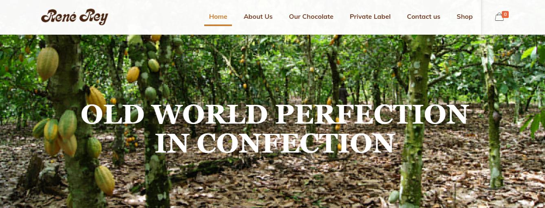 Rene Rey Swiss Chocolates LTD