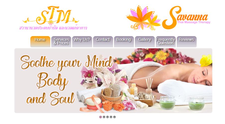 Savanna Thai Massage Therapy