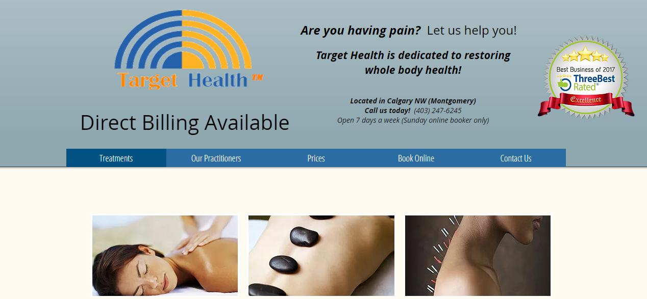 Target Health Ltd
