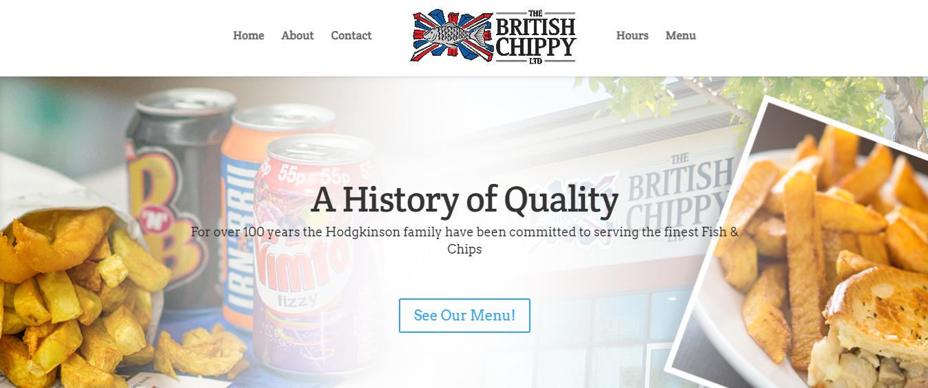 The British Chippy Ltd