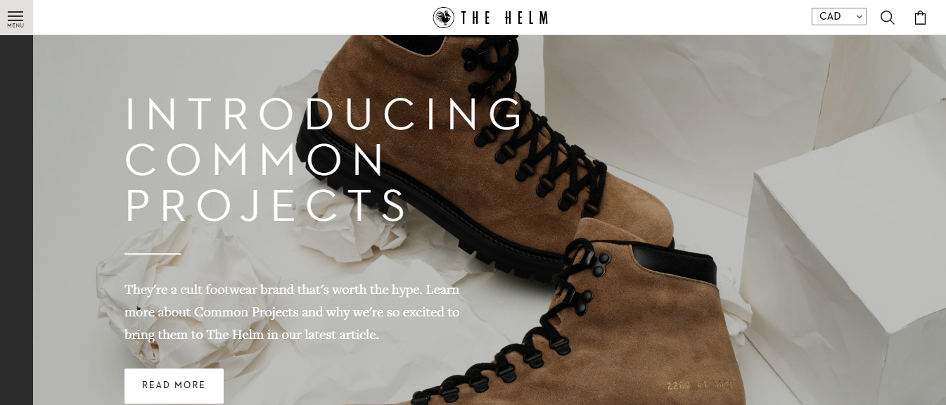 The Helm Clothing