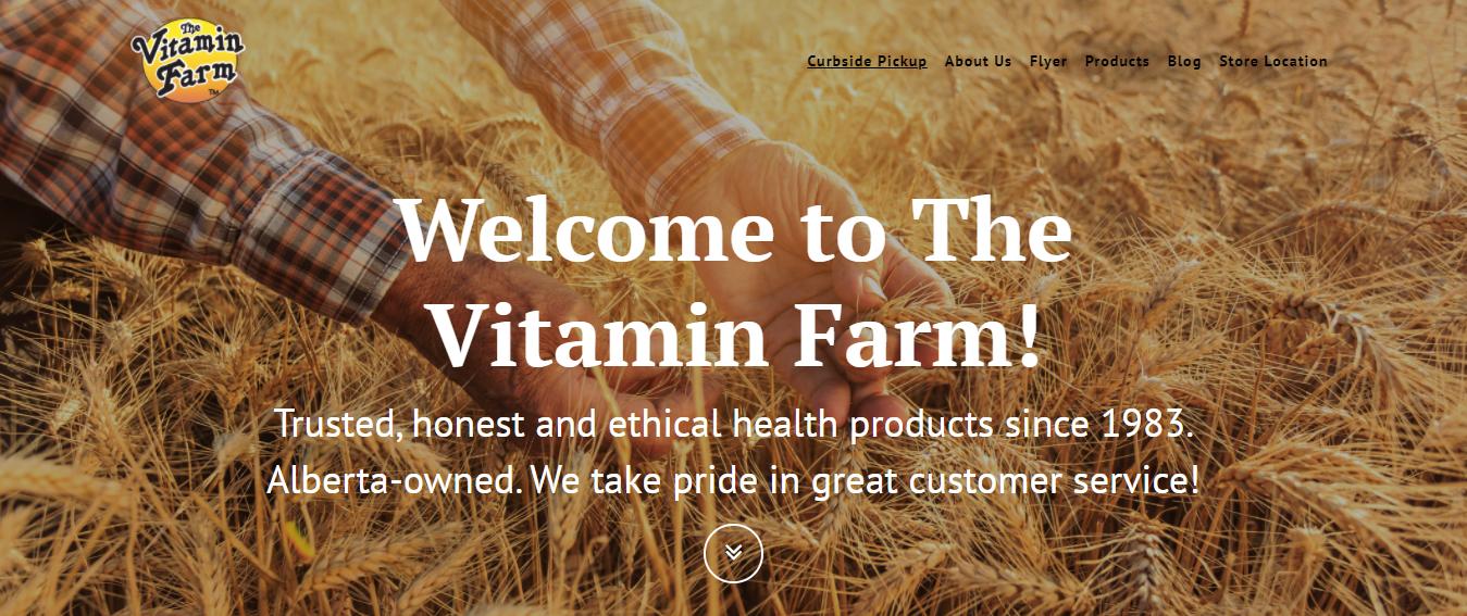 The Vitamin Farm