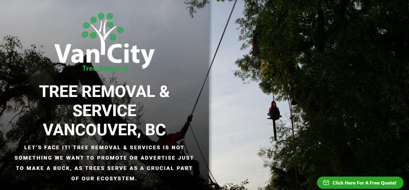 Van City Tree Removal